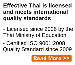 Effective Thai Licensing and Certification