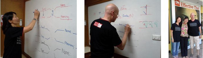 Thai Language Classes at Effective Thai